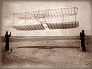 The way the Wright brothers tested the assumptions behind their early airplanes demonstrates the power of a 'keep it simple, keep it cheap' approach.