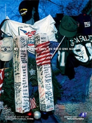 A nationwide push for donations to fund a WTC memorial begins July 11