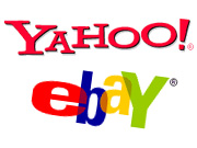 Yahoo and eBay will share advertising services of various sorts across their sites.
