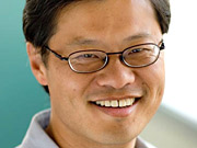 Yahoo CEO Jerry Yang said he sees Yahoo differentiating itself by being the best partner to other companies -- both in content and advertising.
