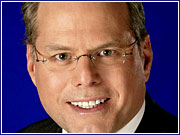 David Zaslav has been named president-CEO of Discovery Communications.