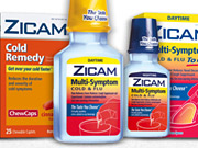 Zicam spent a total of $25 million in U.S. measured media to market its products in 2008.
