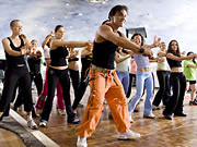 Zumba, which started as a Latin-flavored exercise regimen in Miami gyms, is grabbing the attention of marketers.