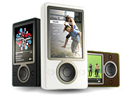 Designed to challenge the market domination of the Apple iPod, Microsoft's new Zune music player stresses the social side of music consumption. ALSO: Comment on this article in the 'Your Opinion box below.