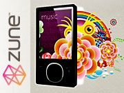 The Zune, the digital music player designed to challenge Apple's iPod, is one of the Microsoft consumer products that is not doing well.
