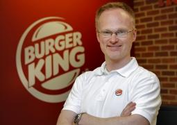 Burger King Global CMO Axel Schwan