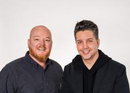 Mike Davidson and Matt Hunnicutt