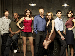 The cast of CW's 'One Tree Hill'