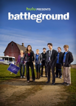 'Battleground,' the first original scripted series from Hulu.