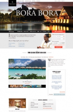 Four Seasons is investing half of its marketing budget in digital, and letting users leave reviews on its website.