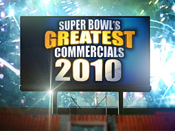 'Super Bowl's Greatest Commercials' won its time slot last night.