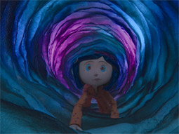 'Coraline' is produced by Phil Knight's Laika and distributed by Universal Pictures' Focus Features.