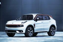 The new Lynk & Co 01