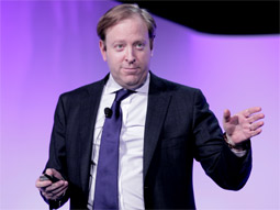 At the 4A's conference, Andrew Benett, global CEO of Havas' Arnold Worldwide, said: 'We're not taking our own advice. We don't have time to market ourselves, to care about our talent.'