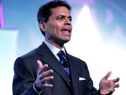 At the 4A's Transformation Conference, Fareed Zakaria presented a gloomy outlook for America's future.