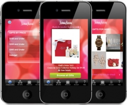 Neiman Marcus iPhone app helps connect customers with their favorite sales associates.