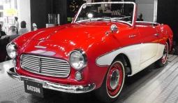 The Datsun Fairlady