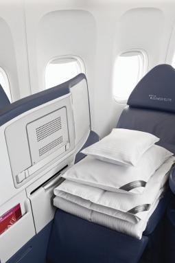 Delta's luxury bedding