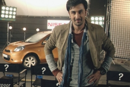 Leading man and Nissan ambassador Ranbir Kapoor