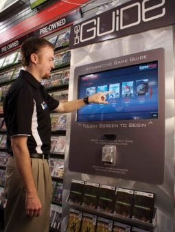 Most digital sales happen in real-world stores, given the difficulty of perusing titles online.