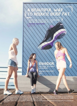 Reebok feels it has the evidence to back up fat-burning claims