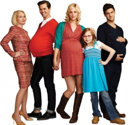 ''The New Normal': NBC's show title could actually refer to the network schedule, which is littered with new 'Modern Family' wannabes.