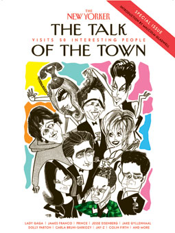 The New Yorker's special 'Talk of the Town' issue