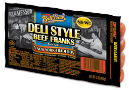 Sara Lee will be promoting Ball Park Deli Style this summer.