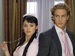 Telenovela power: 'Al Dialbo' is a TV hit.