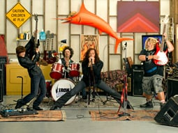 'I'M IN THE BAND' This live-action sitcom joined Disney XD's regular lineup in 2010.