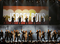 'Jersey Boys' at the Tony Awards