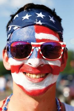 The U.S. is ranked No. 22, yet no team takes the U.S. men's soccer team lightly.