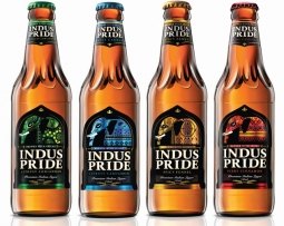 SABMiller has launched Indus Pride, a beer line flavored with Indian spices such as cardamom and fennel.
