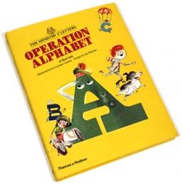 'Operation Alphabet' cover