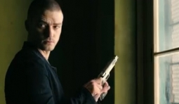 Justin Timberlake in the movie 'In Time '