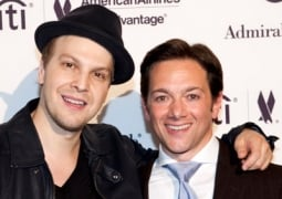 Gavin DeGraw and Terry O' Neil