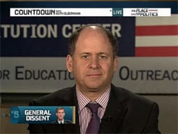 Newsweek wasn't helped much at all by the steady plastering of Jonathan Alter's mug across MSNBC.