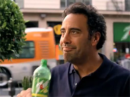 The 'Ridiculously Bubbly' TV spot, featuring Brad Garrett, is the latest in a series created by Y&R last year.