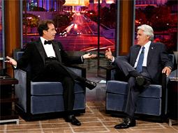 Jerry Seinfeld and Jay Leno on 'The Jay Leno Show'
