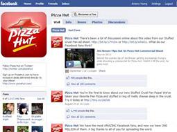 Pizza Hut on Facebook