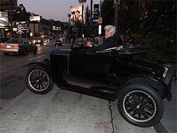 Jay Leno - same old ride.