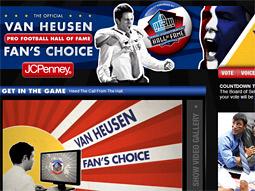 Van Heusen NFL