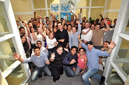 'Everyone is involved from the beginning.' -- BGT partner, VP-Global Strategy Andrea Fishman