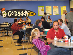 At Go Daddy, cultural flexibility leads to marketing success.