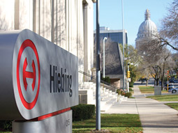 Hiebing staffers say the shop attracts employees with a 'Midwest work ethic' who would value a job at the agency's headquarters.