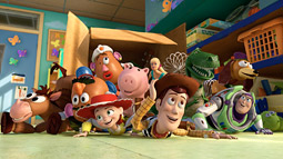 'Toy Story 3' was seen as a massive success.