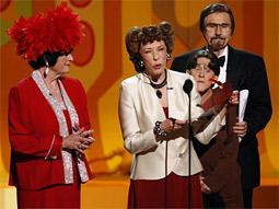 2008 Emmys: Jo Anne Worley, Lily Tomlin, Ruth Buzzi, Gary Owens