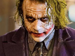 The late actor Heath Ledger plays one of pop culture's most iconic villains in the upcoming Batman movie.