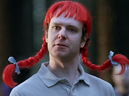Despite improved sales, Wendy's has remained in third place in the burger category. The red wigs might not have helped.