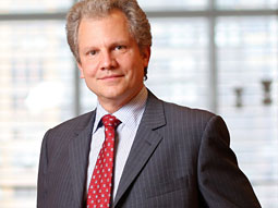 Arthur Sulzberger Jr., publisher and chairman of The New York Times